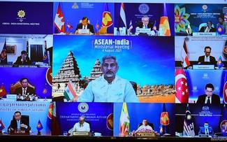 L'ASEAN et l'Inde luttent ensemble contre la pandémie et stimulent la reprise