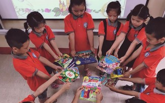 """Proyecto """"Pasos del libro"""" y la difusión de la cultura lectora en las escuelas"""