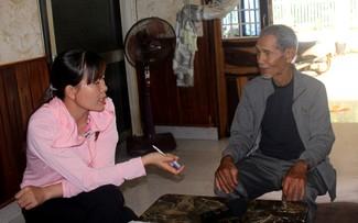 Y Yoh Kbuor, un patriarca devoto de la aldea de Kmrong Pong A