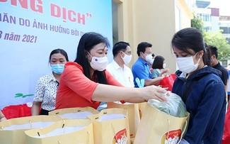 Hanói apoya a los más desfavorecidos en el regreso a la vida normal