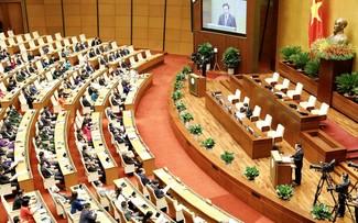 Segundo período de sesiones del Parlamento inaugurará mañana 20 de octubre