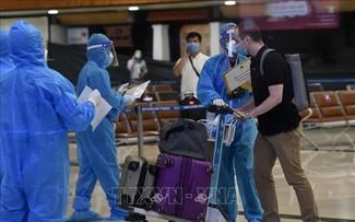 Vietnam reporta hoy 3034 contagiados del covid-19