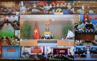 Vietnam persiste en controlar estrictamente el covid-19, afirma el vicepremier Vu Duc Dam