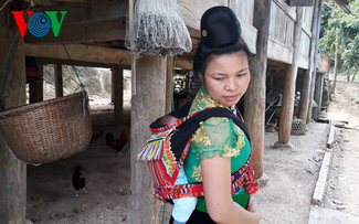 タイ族の「赤ちゃん誕生1か月後の儀式」とは