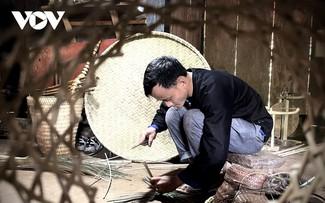 イエンバイ省のモン族の竹細工の保存