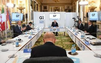 Covid-19: les pays du G7 appelés à plus de solidarité dans la distribution des vaccins