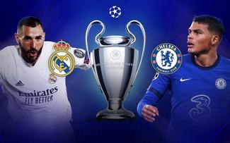 Chelsea 2-0 Real Madrid, les Blues de Tuchel en finale de la Ligue des champions