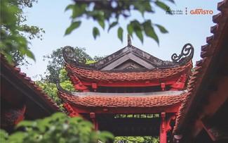 Le temple de la Littérature de Hanoi