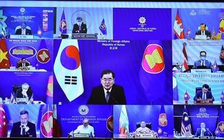 东盟是韩国新南方政策中的优先重点