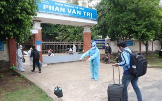 越南最近24小时新增7618例本土新冠肺炎确诊病例