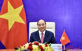 越南国家主席阮春福对古巴进行正式访问并出席第76届联合国大会高级别会议:展现越南多边化、多样化的对外路线