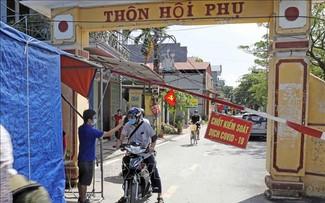 9 月 21 日,越南新冠肺炎确诊病例 1万1692 例