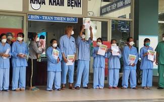 越南治愈出院新冠肺炎患者达50多万例