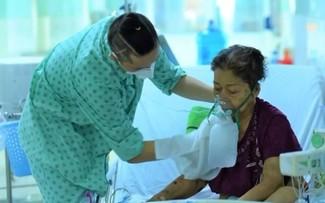 新冠肺炎康复患者自愿留院当志愿者