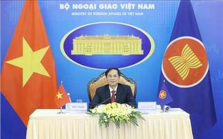 ASEAN-Zusammenarbeit in Politik und Sicherheit zur Gewährleistung eines friedlichen, sicheren und stabilen Umfelds
