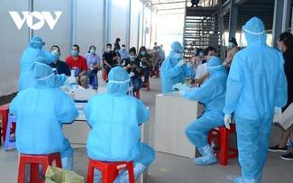 Am Dienstag bestätigt Vietnam 8.429 Covid-19-Neuinfektionen