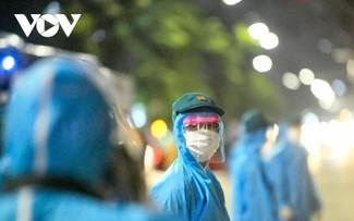 Insgesamt sind bisher mehr als 810.000 Covid-19-Patienten in Vietnam genesen