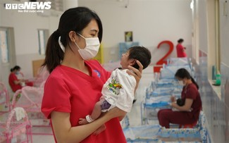 Kisah Pusat HOPE di Kota Ho Chi Minh