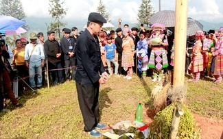 Provinsi Ha Giang Konservasikan dan Kembangkan Kebudayaan Tradisional Semua Etnis