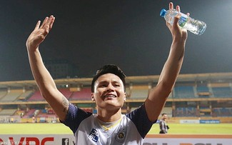 Vietnamese football star to join FIFA global campaign