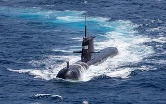 Cоздание трёхстороннего военного альянса в Индо-Тихоокеанском регионе