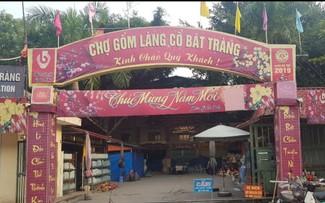 Xã Bát Tràng được công nhận là điểm du lịch Hà Nội