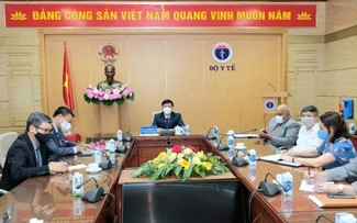 Bộ Y tế đàm phán với Cu Ba về hợp tác sản xuất vaccine phòng Covid-19