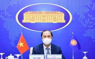 Hội nghị tham vấn chung ASEAN