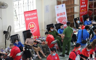 """Ngày hội hiến máu tình nguyện """"Sơn La - ngàn trái tim hồng"""""""