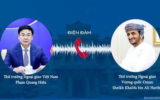 Tăng cường hợp tác song phương Việt Nam - Oman