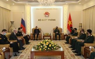 Việt Nam – Liên bang Nga tăng cường quan hệ quốc phòng, hợp tác kỹ thuật quân sự