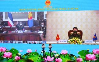 Khẳng định vai trò của cơ quan quốc phòng ASEAN trong hỗ trợ quản lý, bảo vệ biên giới