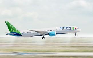 Bamboo Airways tiếp tục là hãng bay đúng giờ nhất tại Việt Nam
