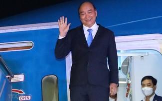 Chủ tịch nước kết thúc tốt đẹp chuyến tham dự Phiên thảo luận chung cấp cao Đại hội đồng Liên hợp quốc khóa 76