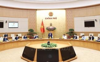 Thủ tướng chủ trì Hội nghị giữa Chính phủ với Tổng liên đoàn lao động Việt Nam