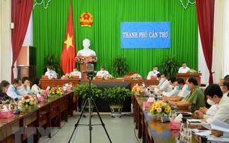 Liên kết, phối hợp phát triển kinh tế và phòng dịch giữa 7 tỉnh thành Nam Sông Hậu