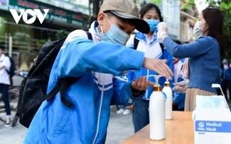 Trong 24 giờ qua Việt Nam ghi nhận 3.620 ca mắc COVID-19 trong nước