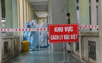 Vietnam reports another imported COVID-19 case on Sunday afternoon