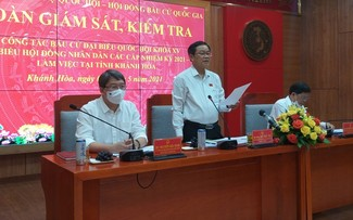 20 polling stations of Truong Sa district to hold early election on May 16