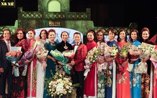 VOV launches contest for Overseas Vietnamese singing folk songs