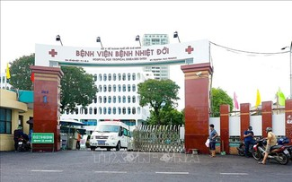 Aid pours into Ho Chi Minh City Hospital for Tropical Diseases