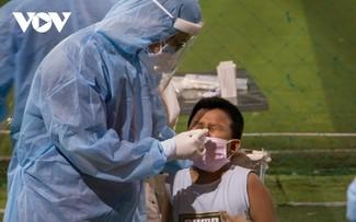 COVID-19: Record high cases per day reported in Hanoi