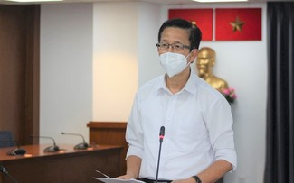 Ho Chi Minh city prepares new directive on reopening