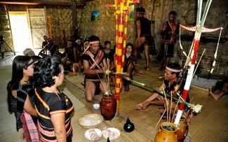 巴那族同胞的团结结义节
