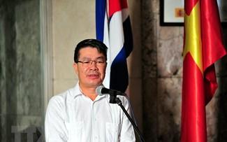 Отношения между Вьетнамом и  Кубой являются образцом для  международных отношений
