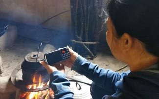 VOV Tay, Nung language programs