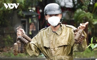 Mekong Delta young active in charity work during pandemic
