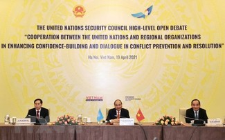Việt Nam - Đối tác vì một nền hòa bình bền vững