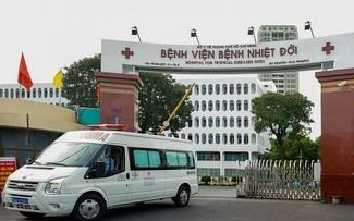 Bộ Y tế yêu cầu Bệnh viện Bệnh Nhiệt đới TPHCM thực hiện nghiêm công tác phòng chống dịch Covid-19