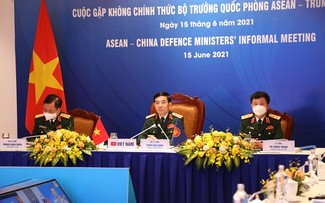 ASEAN và Trung Quốc tạo môi trường thuận lợi cho việc đàm phán COC